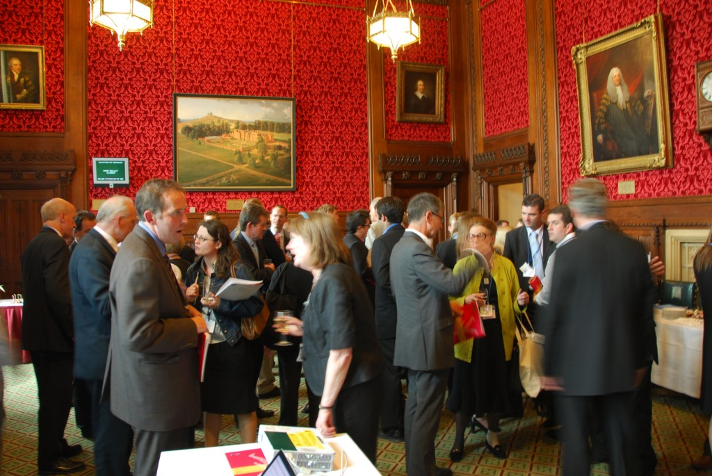 OxIS 2009 launch, Strangers Dining Room, House of Commons