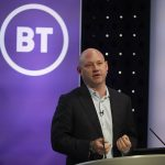 Andy Wales, Chief Digital Impact and Sustainability Officer, BT, giving closing remarks