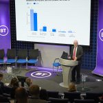 The OII's Grant Blank, presenting key OxIS 2019 findings